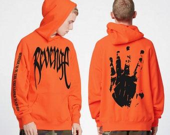 Revenge  Tour Hoodie Inspired, XXX Tentacion, Revenge Drake Hoodie, Revenge Shirt, Revenge T-shirt, Revenge Sweatshirt, Revenge Clothing