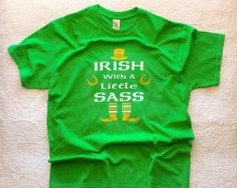 St Patrick's Day Shirt, Irish Shirt, Saint Patrick's Day, Shamrock Shirt, Clover Shirt, St Patrick's Day Tee, St Patty's Day Shirt, Green