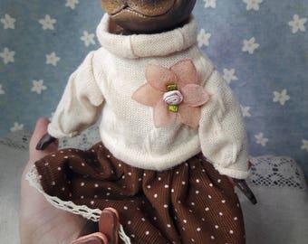 Hippopotamus girl. sold. under the order of 15 days!