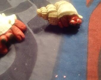 Hermit Crab Pair