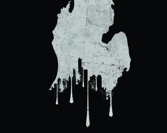 Detroit Grunge