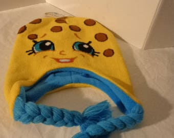 Shopkins Kooky Cookie Beanie/ Hat