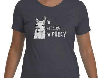 Funky Llama - WOMEN'S Phish T-Shirt