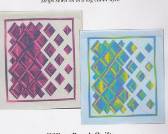 Stormy Weather - Quilt Pattern  - Willowbrook Quilts