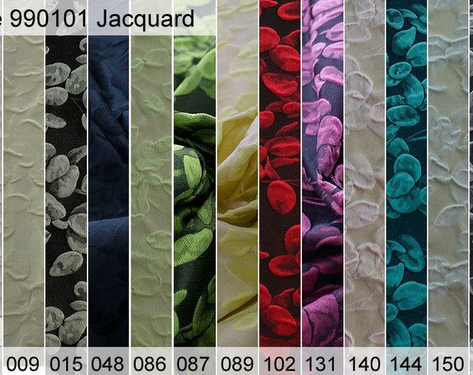 990101 Jacquard sample 6 x 10 cm
