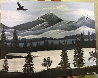 Brisk Mountain - Prints