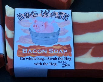 Hog Wash! - Bacon Soap