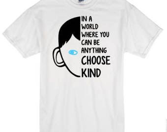 White Wonder Kindness Shirt