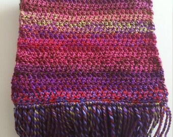 Winter Scarf Crochet