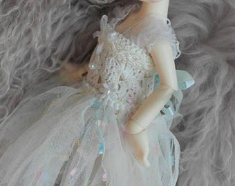 Tsukifly Yo-SD/Tiny Color bits tulle dream dress