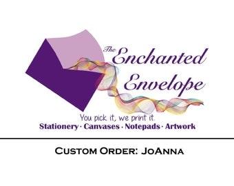 CUSTOM LISTING:  JoAnna, Custom labels, Custom stickers, Vinyl Labels, Round Stickers, Business Labels, Waterproof Labels, Vinyl Stickers