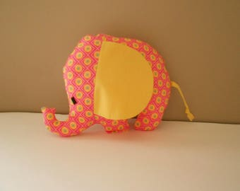"SMALL decorative ELEPHANT ""Blankie"" for child"