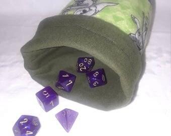 Legend of Zelda Small Reversible Dice Bag