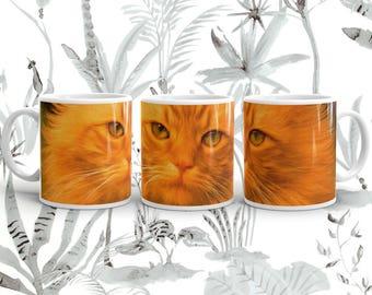 Cat Lady Mug, Cat Coffee Mug, Kitty Lover Mug, Kitty Cat Mug, Cat Mug, Funny mug cat, Cat lover gift mug, Cute cat coffee mug, Mug for bff