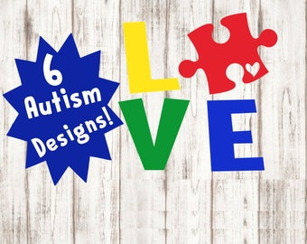 Autism Car Decal Etsy - Custom car decals nz   how to personalize