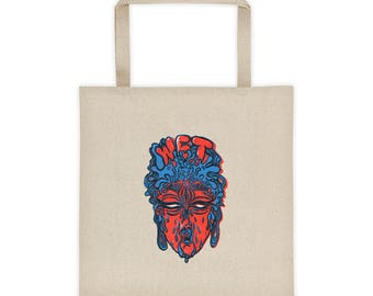 WET- Tote bag
