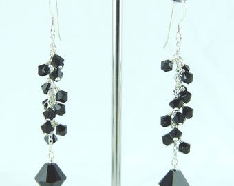 Black Woman Earrings