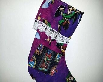 Legend of Zelda stocking with pocket