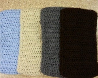 Crochet Swiffer Cover Set of 4 Reusable Covers