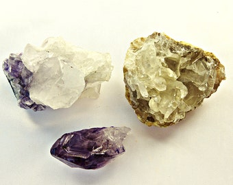 Amethyst Drusen, Coelestin Druse, Stone, Geode, Druse Segment, Small Druse, Stone, Crystal, Decoration, Decoration, Gift,