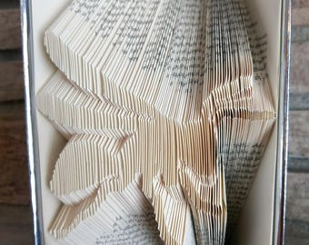 PATTERN: Hornet / Wasp / Bee Folded Book