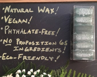 Wax Melts  - Bamboo Agave - Natural Wax - Phthalate free and hand-blended scents - Highly Scented - No Proposition 65 Ingredients