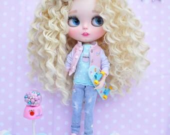FREE Shipping!!! Custom Blythe OOAK - Candys