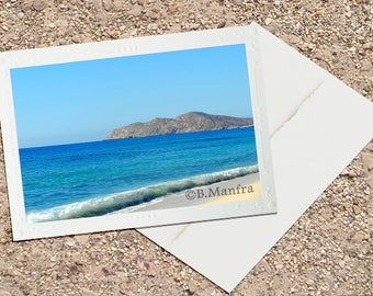 Greeting Cards, Photography cards, Beach Photography Notecards, Blank Note Cards, Photography Note Card, Beach Cards, Photo Cards