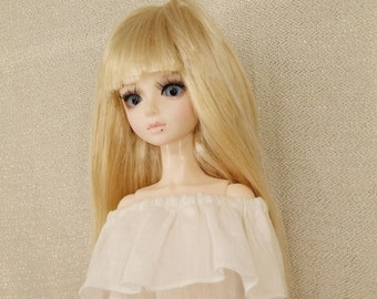 BJD, MSD, Doll outfit, Doll clothes, Doll dress. msd off shoulder top.