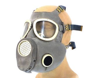Gas Mask Vintage Military