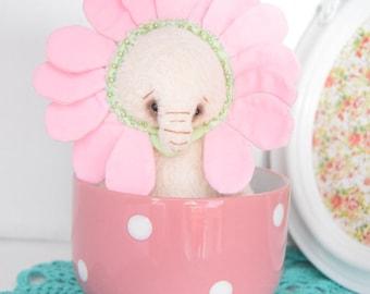 Teddy elephant Flower