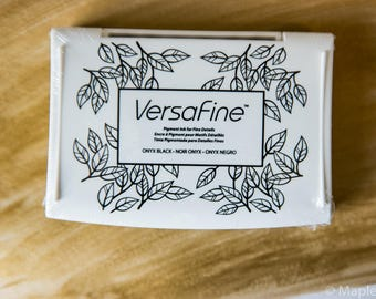 VersaFine Onyx Black - Ink - Stamp Ink