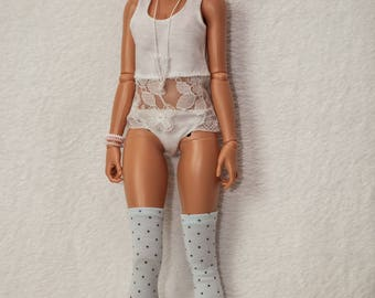 One pair of stockings for minifee/BJD clothes/MSD clothes/MSD outfit/bjd outfit/minifee clothes