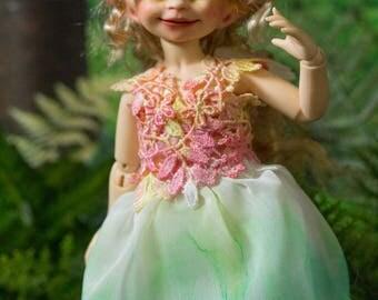 Yo-SD Floral Lace Dress