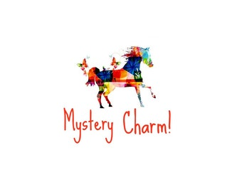 Mystery Surprise Bridle Charm!