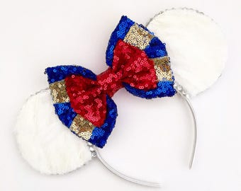 The Donald - Handmade Mouse Ears Headband