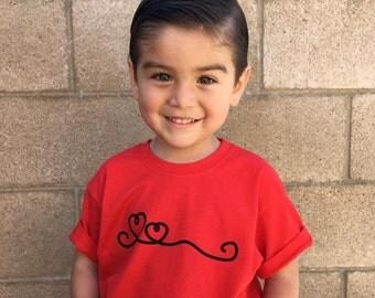 Hearts shirt, Kids love shirt, i love you shirt, kids valentines shirt, valentines day shirt, kids valentines gift, kids heart shirt, kids