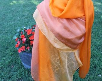 Sip of Sunlight Bellydance Veil Bellydance Costume Veil