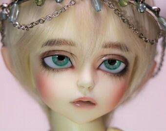 Teal Iris - Resin BJD Eyes (10mm-16mm)
