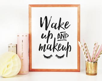 Makeup Quote Svg Etsy