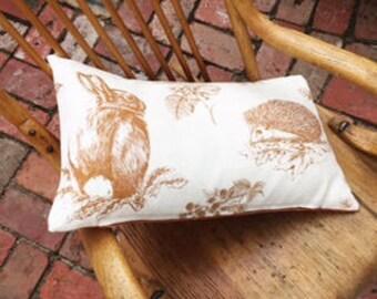 Woodland Animals Cushion