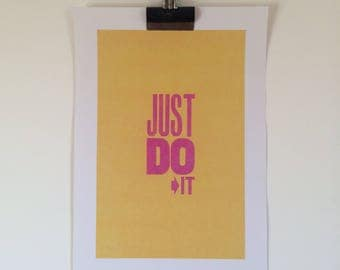 Just Do It (poster)