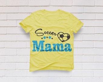 Soccer mama svg, Soccer svg, Soccer mom svg, Mom shirt, Soccer mom shirt, Soccerball svg, Cricut, Cameo, Clipart, Svg, DXF, Png, Pdf, Eps