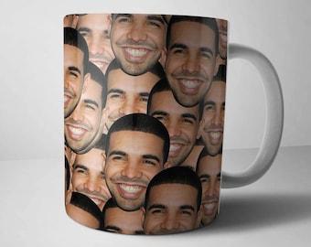 Drake 11oz Mug Coffee Cup Gag Gift - 15oz Tea Cup