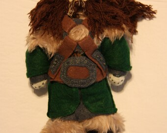 Graham McTavish Inspired Dwalin from The Hobbit