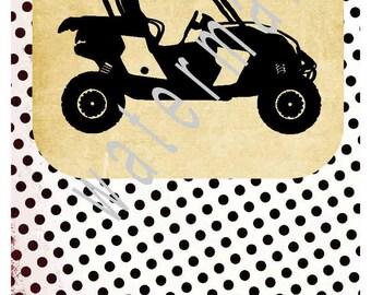 ATV svg 4 wheeler svg silhouette cameo cricut Dxf 4 wheeler svg T shirt iron on transfer Country life Maverick svg ATV shirt ATV clip art
