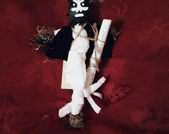 Voodoo Doll Verility Doll Spell Authentic Vodou Love Life New Orleans Handmade
