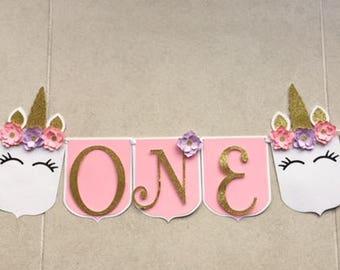 Unicorn Banner, Unicorn Baby shower Banner, Unicorn First Birthday, Unicorn Party, Unicorn Birthday party, Unicorn First Birthday, Unicorn