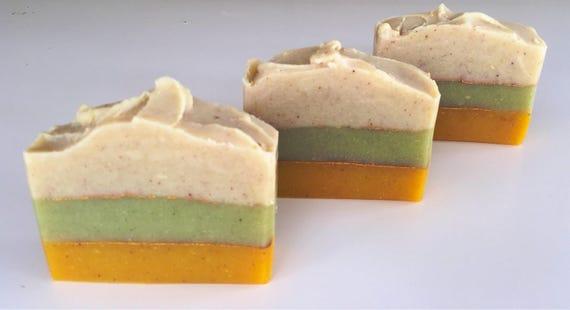 Autumn Meringue Soap