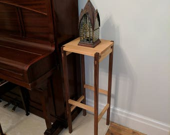 Tall Lamp Table